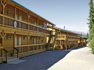 Denali-Nationalpark im Denali Grizzly Bear Resort - Cedar Hotel/ Cabins/ Camping