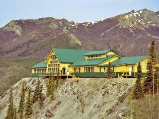 Denali-Nationalpark im Grande Denali Lodge