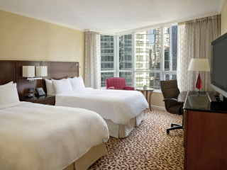 Urlaub Vancouver im Marriott Pinnacle Downtown Vancouver