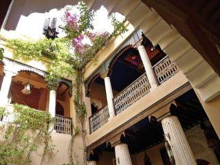 Marrakesch im Riad Armelle