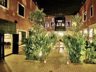 Marrakesch im Les Borjs de la Kasbah