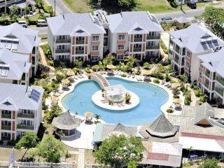 Rodney Bay im Bay Gardens Beach Resort & Spa