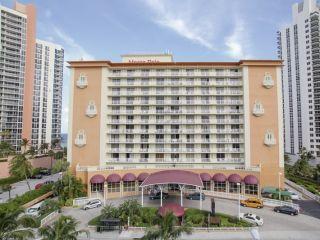 Urlaub Miami Beach im Ramada Plaza Marco Polo