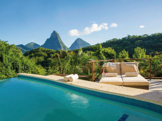 Soufriere im Anse Chastanet