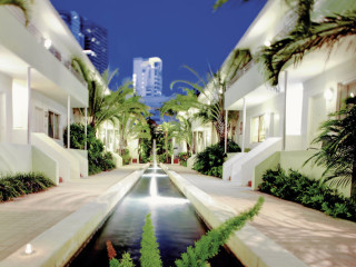 Miami Beach im Dorchester South Beach