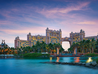 Urlaub Paradise Island im The Royal at Atlantis
