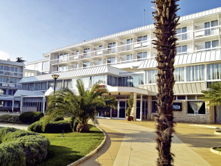 Novigrad (Istrien) im Aminess Laguna Hotel