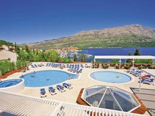 Urlaub Korcula im Hotel Marko Polo