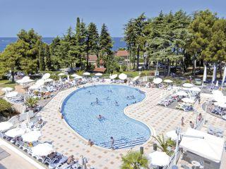 Urlaub Porec im Valamar Pinia Hotel