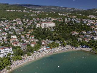 Crikvenica im Hotel Kvarner Palace
