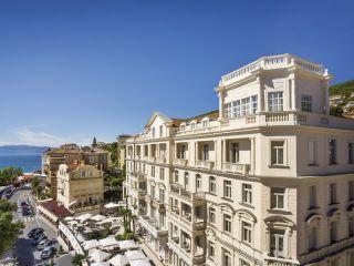 Urlaub Opatija im Hotel Palace Bellevue
