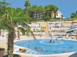 Urlaub Vrsar im Hotel Pineta