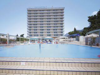 Makarska im Dalmacija Sunny Hotel by Valamar