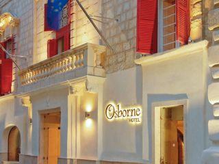 Valletta im Osborne Hotel