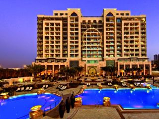Urlaub Ajman im The Ajman Saray A Luxury Collection Resort