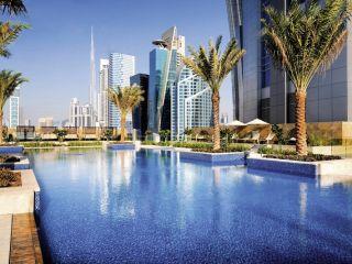 Urlaub Dubai im JW Marriott Marquis Hotel Dubai