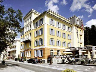 Sils-Maria im Hotel Edelweiss