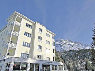 Urlaub St. Moritz im Laudinella