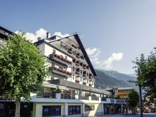Sankt Anton am Arlberg im Hotel Post