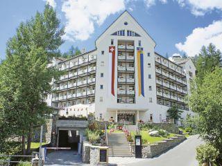 Sils-Maria im Hotel Schweizerhof