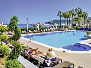 Urlaub Kemer im Fame Residence Kemer & Spa