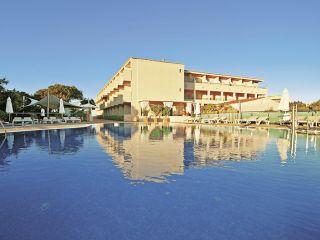 Playa Es Pujols im Hotel Tahiti
