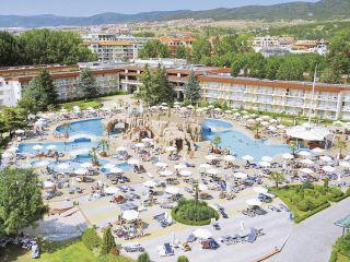 Urlaub Sonnenstrand im DIT Evrika Beach Club Hotel