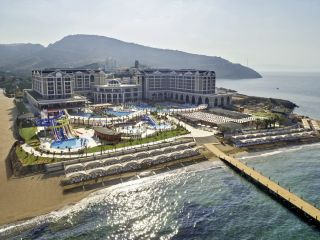 Urlaub Özdere im Sunis Efes Royal Palace Resort & Spa