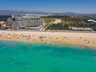Urlaub Can Pastilla im Aparthotel Fontanellas Playa