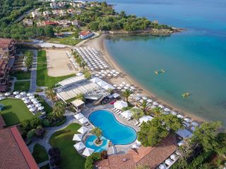 Urlaub Elia im Anthemus Sea Beach Hotel & Spa