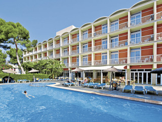 Urlaub Colònia de Sant Jordi im Isla de Cabrera Hotel