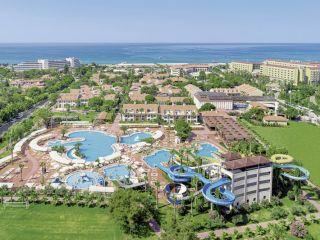 Urlaub Kizilagaç im Club Hotel Turan Prince World