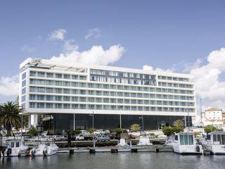 Ponta Delgada im Azor Hotel