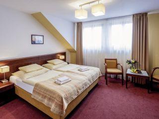 Prag im Hotel Petr