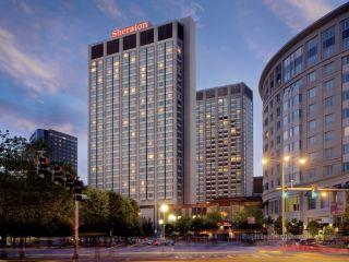 Urlaub Boston im Sheraton Boston Hotel