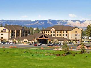 Bryce Canyon City im Best Western Plus Bryce Canyon Grand Hotel