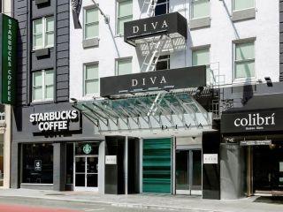 Urlaub San Francisco im Hotel Diva