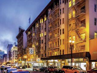 San Francisco im The Handlery Union Square Hotel