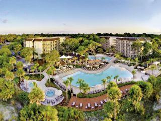 Hilton Head Island (South Carolina) im Omni Hilton Head Oceanfront Resort
