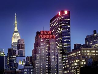 Urlaub New York City im The New Yorker, A Wyndham Hotel