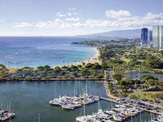 Urlaub Waikiki im Prince Waikiki