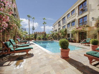 Urlaub Los Angeles im Best Western Plus Sunset Plaza