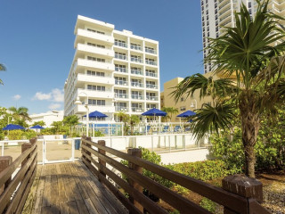 Urlaub Miami Beach im Best Western Plus Atlantic Beach Resort