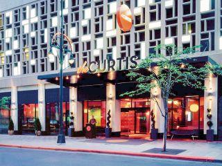 Urlaub Denver im the Curtis Denver - a DoubleTree by Hilton Hotel