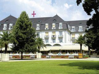 Bad Pyrmont im Steigenberger Hotel and Spa Bad Pyrmont