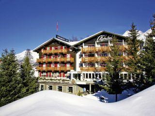 Saas-Fee im Swiss Family Hotel Alphubel