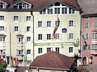 Brixen im GrünerBaum Hotels