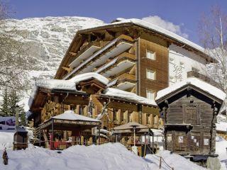 Zermatt im Sunstar Hotel Zermatt