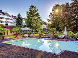 Bad Wörishofen im Parkhotel Residence