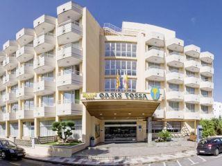 Tossa de Mar im Hotel GHT Oasis Tossa & SPA